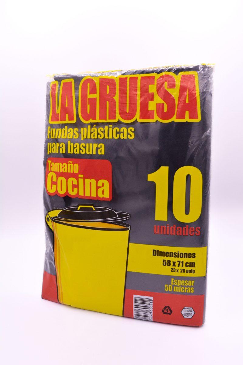 bolsa de basura cocina